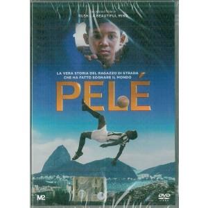 DVD PELE' un film di Jeff & Michael Zimbalist con Vincent D'Onofrio