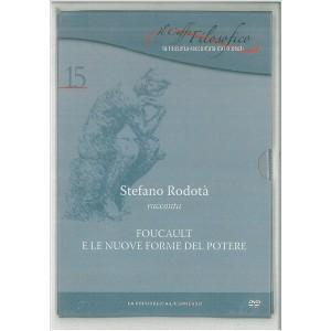DVD il caffè filosofico vol. 15 Stefano Rodotà racconta Foucault