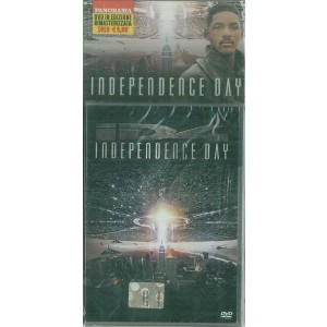DVD - Indipendence Day un film di  Roland Emmerich con Will Smith, Bill Pullman...