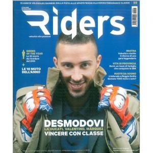 Riders - mensile n. 99 Gennaio 2017