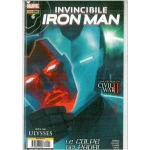 Invincibile Iron Man 9 - Iron Man 45 - Marvel Italia