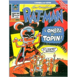 "Rat-Man Collection n. 118 "" L'ombra di Topin!"""