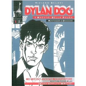 Dylan Dog - I Maestri della Paura vol. 1 - Ho Ucciso Jack lo Squartatore
