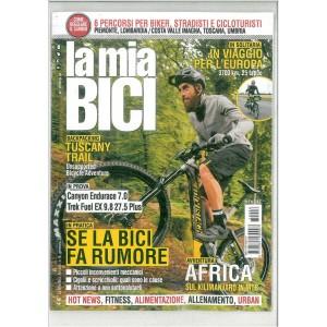 La Mia Bici - mensile n. 6 Gennaio 2017