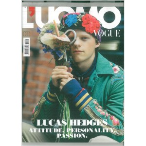 L'uomo Vogue - mensile n. 477 Gennaio 2017