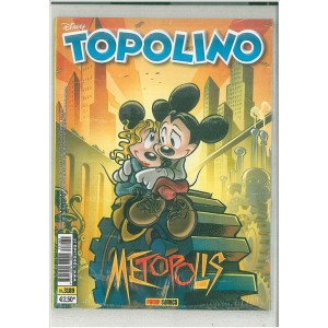 Topolino - Settimanale n. 3189 del 4 Gennaio 2017