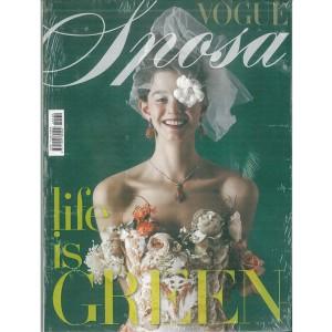 Vogue Sposa semestrale n. 139 Gennaio 2017 + Diario di un Matrimonio 2017