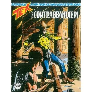 Tex Nuova Ristampa - mensile n. 416 I Contrabbandieri