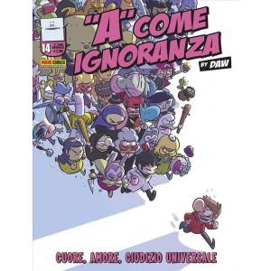 A come Ignoranza   14 - Panini Comics