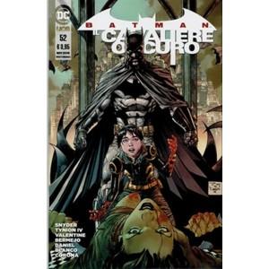 Batman Il Cavaliere Oscuro 52 - DC Comics Lion