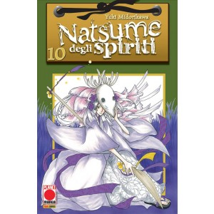 Manga: Natsume degli spiriti   10 - Planet Fantasy   19 - Planet Manga