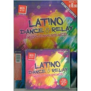 Doppio CD Ibiza Play - Latino Dance & Relax - Music Experience