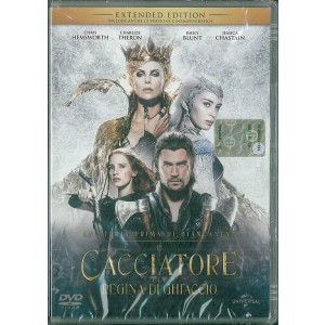 DVD Il Cacciatore e la Regina di Ghiaccio regia Cedric Nicolas Troyan c/C.Theron