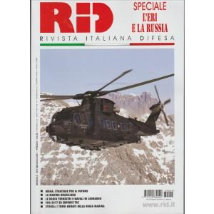RID - rivista italiana difesa - mensile n. 5 Maggio 2017