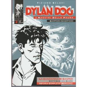 Dylan Dog-I Maestri della Paura vol. 2 di Tiziano Sclavi-La Condanna di Casper