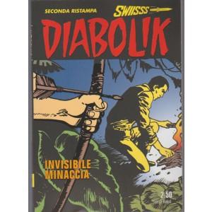 Diabolik Swiisss n. 272 - Invisibile Minaccia