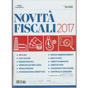 Guida Operativa by Il Sole 24 Ore - Novità  Fiscali 2017 - Gennaio 2017