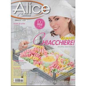 Alice Cucina - mensile n. 2 Febbraio 2017