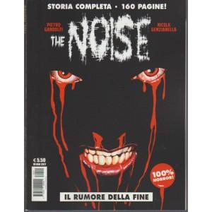 """Cosmo Serie Nera - The Noise """"il rumore della fine"""" Storia completa"""