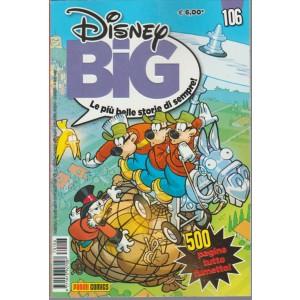 Disney Big (le più belle storie di sempre) - mensile n. 106 Gennaio 2017