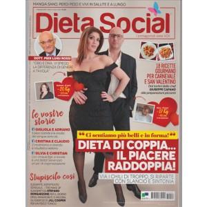 Dieta Social Magazine - mensile n. 6 Febbraio 2017