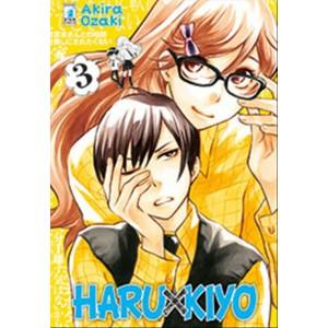 Manga: HARU X KIYO #3 - Star comics collana Shot #221