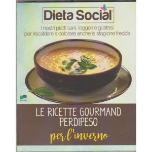 Dieta Social - Le ricette gourmand perdipeso per l'inverno - edizioni Master