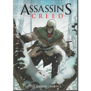 "Assassine's Creed - vol. 4 ""The chain parte 2"" by Tuttosport"