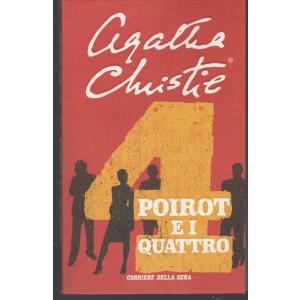Poirot e i quattro di Agatha Christie by il Corriere della Sera