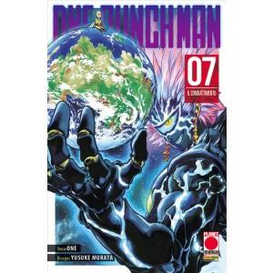 Manga: One-Punch Man 7 - Manga One   28 - Planet Manga
