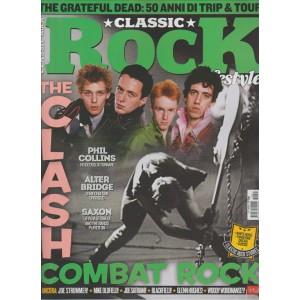 Classic Rock Lifestyle - mensile n. 51 Febbraio 2017