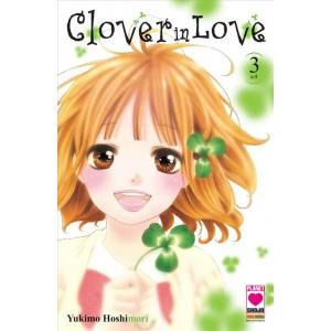 Manga: Clover in love   3 - Planet Pink   29 - Planet Manga