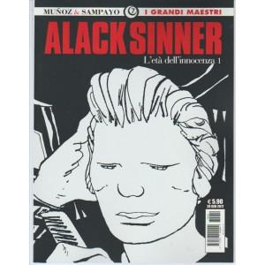 """Cosmo Albi I grandi maestri vol. 7 - """"ALACK SINNER -L'età dell'innocenza 1 """""""