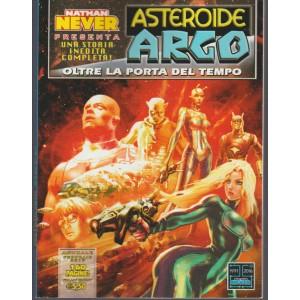 Nathan Never presenta: Asteroide ARGO- Oltre la Porta del Tempo-Febbraio 2017