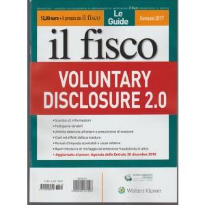 Voluntary Disclosure 2.0 - Le guide de il Fisco - Gennaio 2017