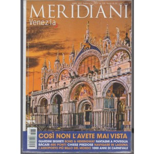 Meridiani - mensile n. 235 Febbraio 2017 Venezia