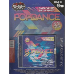 CD POP DANCE - 22 Hits - by Music Party