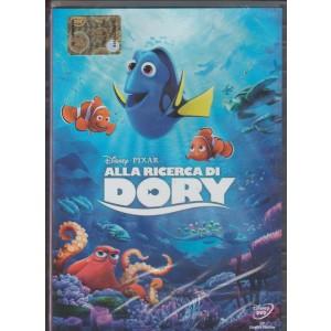 Dvd Alla Ricerca di Dory-Walt Disney Studios Regia:Andrew Stanton, Angus MacLane