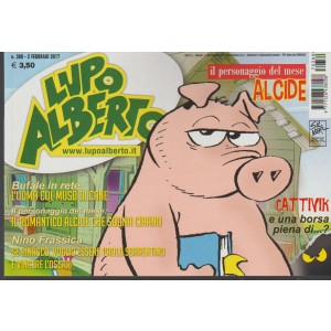 Lupo Alberto mensile n. 380 - Febbraio 2017