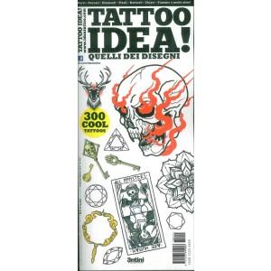 Idea Tattoo! Mensile n. 214 Febbraio 2017