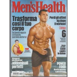 Men's Healthmensile n. 183 Febbraio 2017