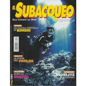 IL SUBACQUEO. N. 520. SETTEMBRE 2016. MENSILE.