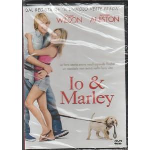 DVD Io & Marley con Owen Wilson e Jennifer Aniston