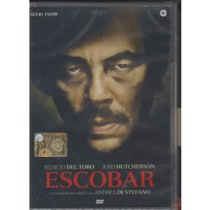 DVD Escobar regia di Andrea Di Stefano con Benicio Del Toro e Josh Hutcherson