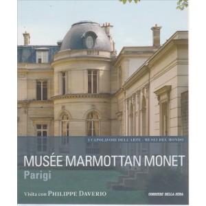 I CAPOLAVORI DELL'ARTE - MUSEI DEL MONDO. MUSEE' MARMOTTAN MONET. PARIGI. VISITA CON PHILIPPE DAVERIO. N.29.