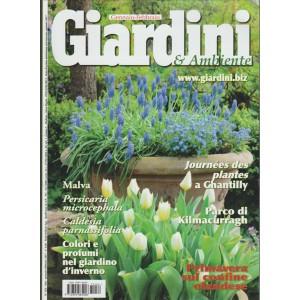 Giardini & Ambiente - bimestral n. 282 gennaio 2017