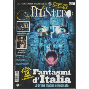 Mistero magazine - mensile n. 35  Febbraio 2017