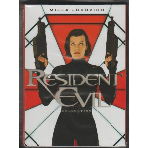 DVD RESIDEVIL EVIL Collection  cofanetto da collezione 5 Film by PANORAMA