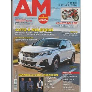 AM Automese - mensile n. 11 Novembre 2016 Supplem. Corriere dello Sport