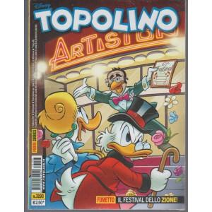 Topolino Settimanale n. 3193 - 1 Febbraio 2017
